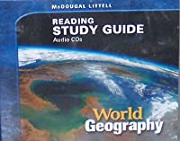 World Geography Reading Study Guide Grades 9-12