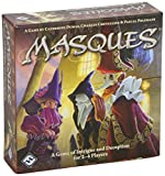 Masques Boxed Card Game