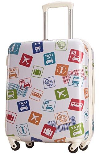 ラッキーパンダ luckypanda 一年修理保証付き スーツケース 機内持込 超軽量 大容量 s かわいい TY8048 (AIRPORT-04)