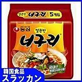 ノグリラーメン 5個/韓国食品/韓国食材/韓国ラーメン/辛ラーメン/ラーメン/インスタントラーメン (ノグリラーメン 5個)