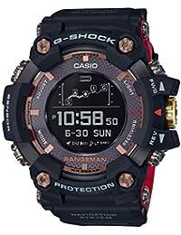 [カシオ]CASIO 腕時計 G-SHOCK ジーショック RANGEMAN 35th Anniversary マグマオーシャン ソーラー アシスト GPS ナビゲーション GPR-B1000TF-1JR メンズ