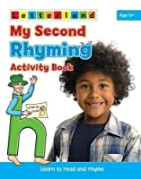 My Second Rhyming Activity Book (My Second Activity Books) by Lisa Holt(2011-01-01)