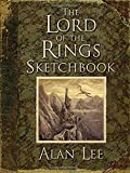The Lord of the Rings Sketchbook by J R R Tolkien(2005-09-05)