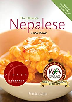 The Ultimate Nepalese Cook Book by [Lama, Pemba, Gurr, Nicci]