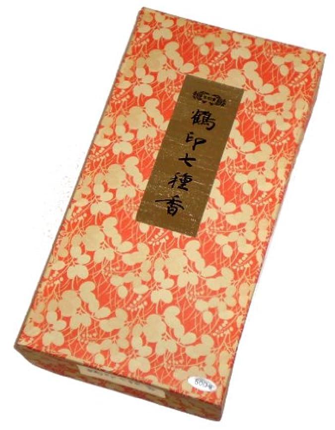 再生光電浴室玉初堂のお香 鶴印七種香 500g #671
