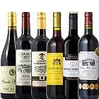 【今日だけ】ボルドー 金賞 入り 全て フランス 赤ワイン 飲み比べ セット (750ml×6本)が激安特価!