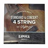 Kamaka カマカ ウクレレ弦 スタンダード&コンサート ハイGセット S-1