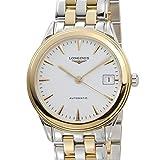 (ロンジン) LONGINES L4.774.3.22.7 フラッグシップ オートマ 自動巻き ゴールド×シルバー メンズ 腕時計 [並行輸入品]