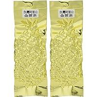 台湾茶 阿里山金萱茶100g (50g×2個セット)