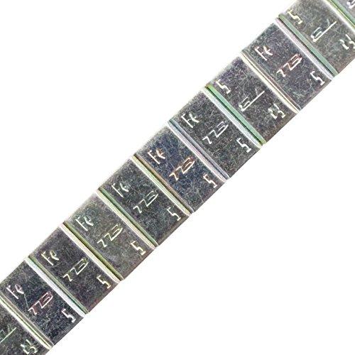 東豊工業 バランスウエイト 鉄製接着式ウエイト 60g(5*12) 20個入 C-TBS6012-020