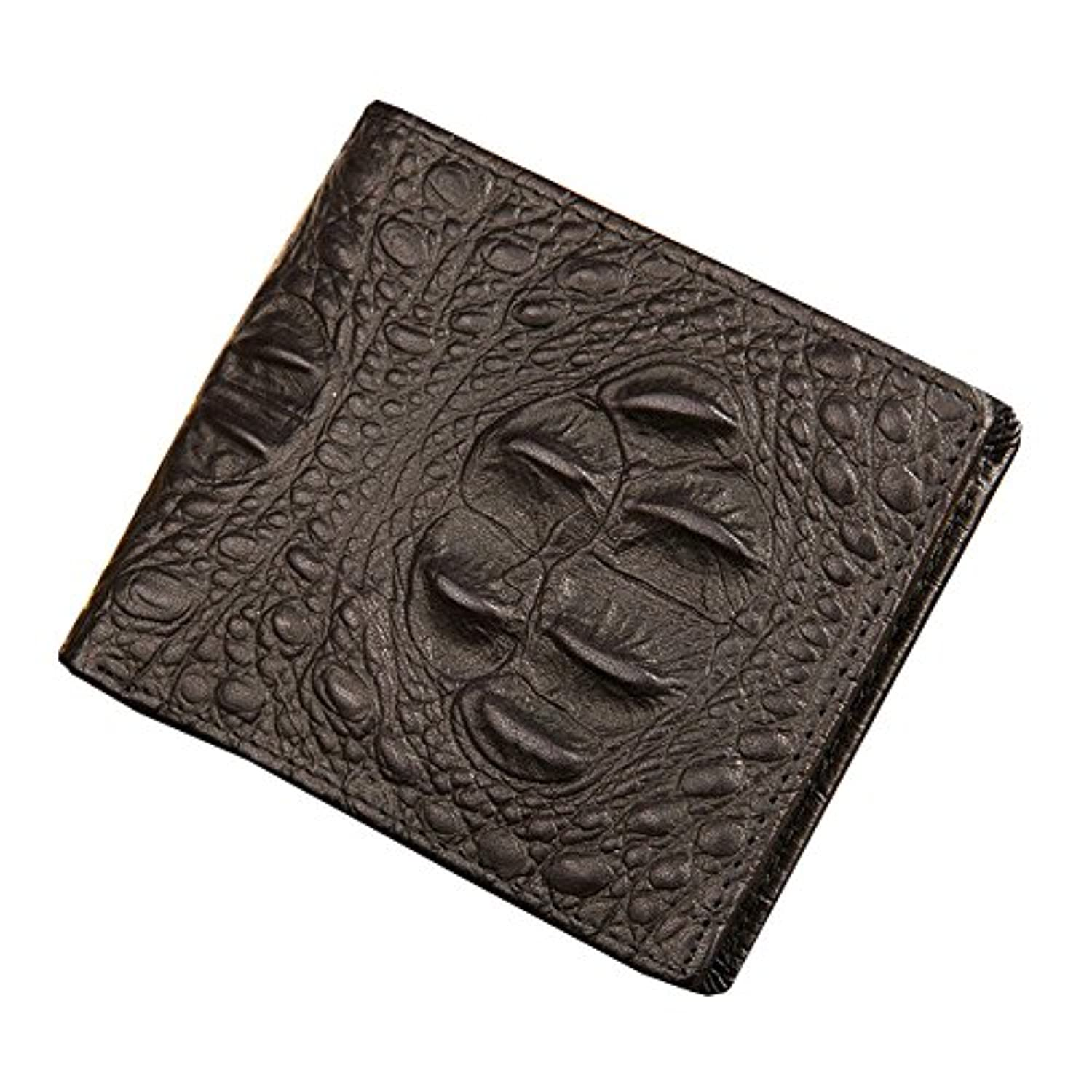 Linyuan 安定した品質 Men's Retro Leather Wallet 財布 With Multiple Card Slots 2018-3#
