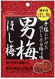 ノーベル 男梅ほし梅 25g×6個