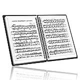 フェリモア 楽譜ファイル A4サイズ 楽譜入れ 直接書き込めるデザイン 楽譜ホルダー 60ページ