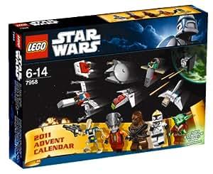 レゴ (LEGO) スター・ウォーズ アドベントカレンダー 7958