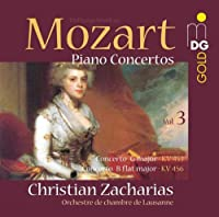 Piano Concertos Kv 453 & 456