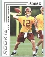2012 スコアフットボールカード #343 カークカズンズ RC - ワシントン・レッドスキンズ (RC - ルーキーカード)(NFL トレーディングカード)