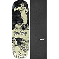 ベーコンSkateboards Spicy Adventure Serpent Ladyスケートボードデッキ – 8.75