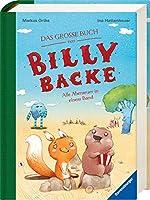 Das grosse Buch von Billy Backe: Alle Abenteuer in einem Band