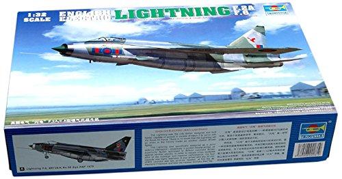 1/32 BAC ライトニング F.2A/F.6