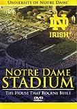 Notre Dame Stadium: Home That Rockne Built [DVD]