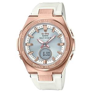 [カシオ]CASIO 腕時計 BABY-G ベビージー G-MS 電波ソーラー MSG-W200G-7AJF レディース