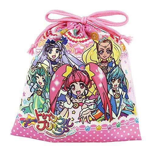 ハート スター☆トゥインクルプリキュア きんちゃく2 クリスマスグッズ お菓子付き