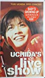 UCHIDA'S live show [VHS]