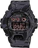 [カシオ]CASIO 腕時計 G-SHOCK Camouflage Series ダークネスカモ GD-X6900MC-1JR メンズ