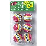 Tabata(タバタ) ゴルフ 練習用 ボール アプローチ練習 トレーニングボール