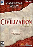 CIVILIZATIONIII GAME OF THE YEAR EDITION