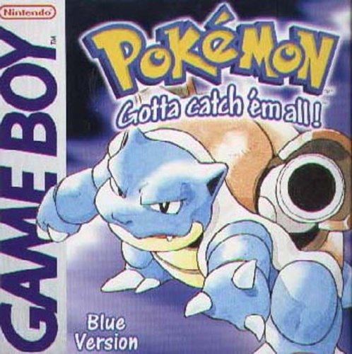 Pokemon - Blue Version (輸入版)