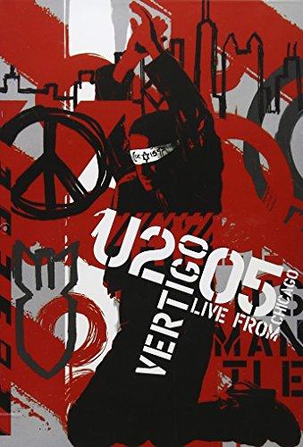 Vertigo 2005: Live From Chicago [DVD] [Import]の詳細を見る