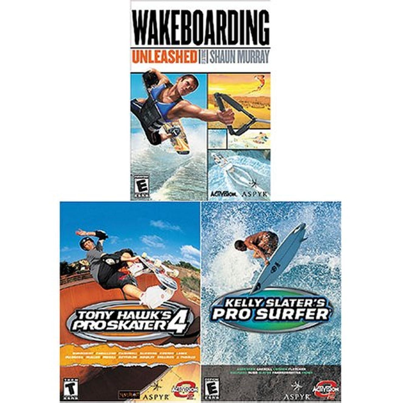怪物ゆりかご入り口Adrenaline Sports Pack (Mac) (輸入版)