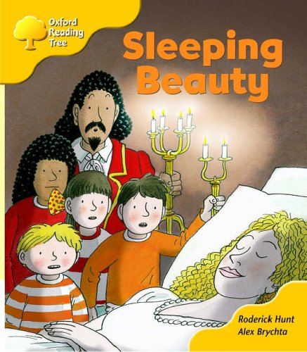Oxford Reading Tree: stage 5: more stories: Sleeping Beautyの詳細を見る