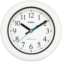 CASIO (カシオ) 掛け時計 防湿・防塵クロック IQ-180W-7JF