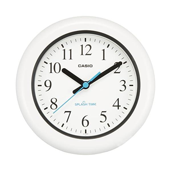 CASIO (カシオ) 掛け時計 防湿・防塵クロ...の商品画像