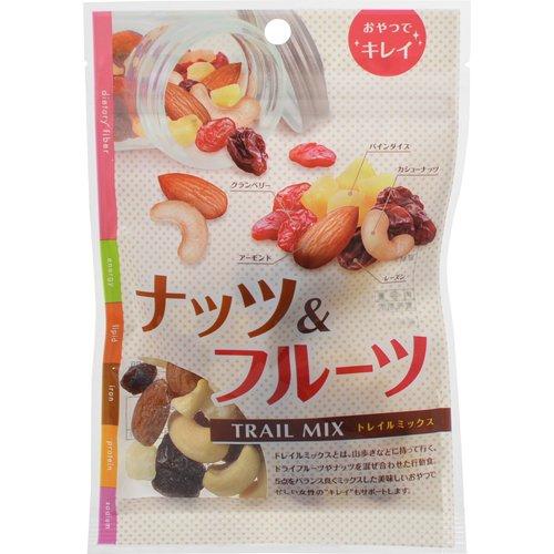 共立食品 ナッツ&フルーツ(トレイルミックス) 55g