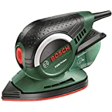 Bosch Detail Sander PSM Primo (50 Watt, 11 x Sanding Sheets Included, in Box)