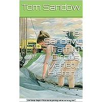 The Sandow Family Circus Variety History (English Edition)