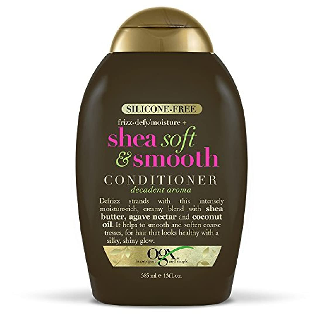 繊維収まる有利Shea Soft & Smooth Conditioner