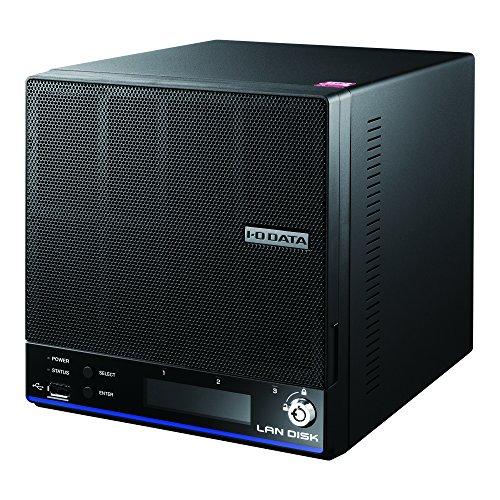 アイ オー データ機器 ウイルス対策機能搭載 拡張ボリューム 採用2ドライブビジネスNAS 4TB ライセンス3年 HDL2-H4/TM3