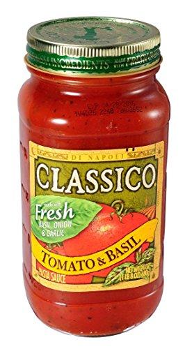 ハインツ クラシコ トマト&バジル680g