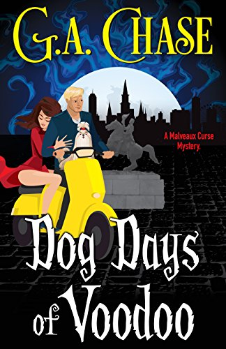 Dog Days of Voodoo (A Malveaux Curse Mystery Book 1) (English Edition)