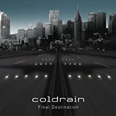 coldrain「Final destination」のジャケット画像