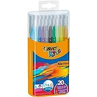 (Case x 20) - BIC Kids Kid Couleur Colouring Pens 20 Box