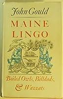 Maine Lingo