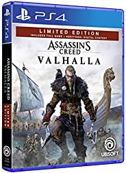 Assassins Creed Valhalla Limited Edition - PlayStation 4 - Limited Edition