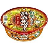 マルちゃん 大人のこだわり野菜味噌拉麺 118g×12個