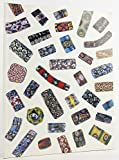 Millefiori Beads from the West African Trade (Beads from the West African Trade, Vol VI)
