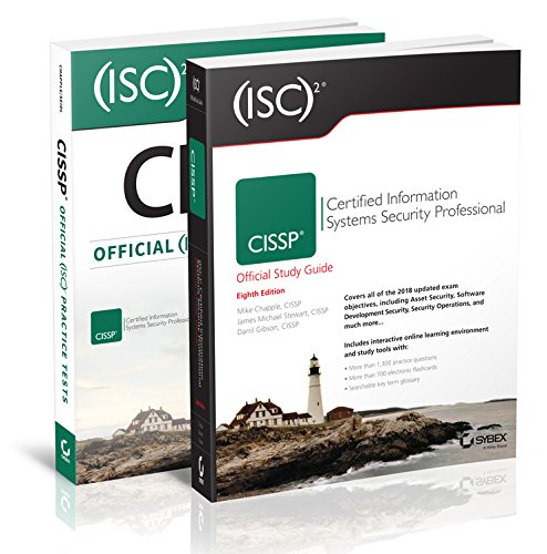 Download (ISC)2 CISSP Certified Information Systems Security Professional Official Study Guide, 8e & CISSP Official (ISC)2 Practice Tests, 2e 1119523265